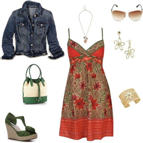 """Summer dress"" - I can make this modest."