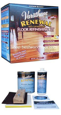 Sandless floor refinishing do it yourself reanimators