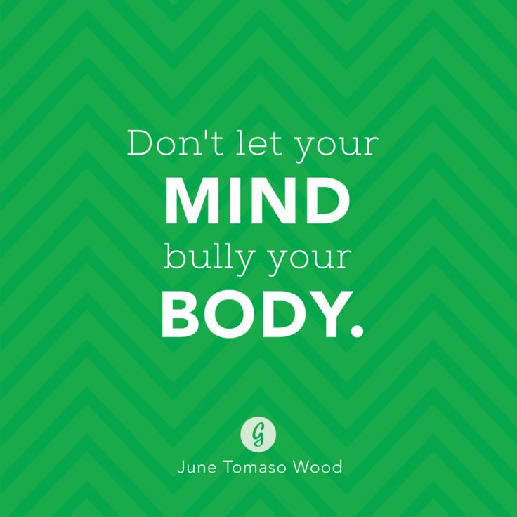 a healthy body is a healthy mind-essay
