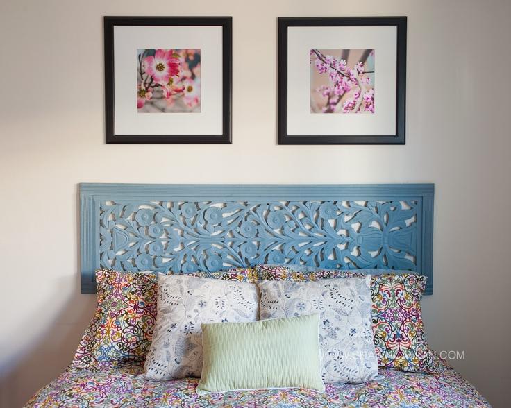 creative headboard wall decor pinterest