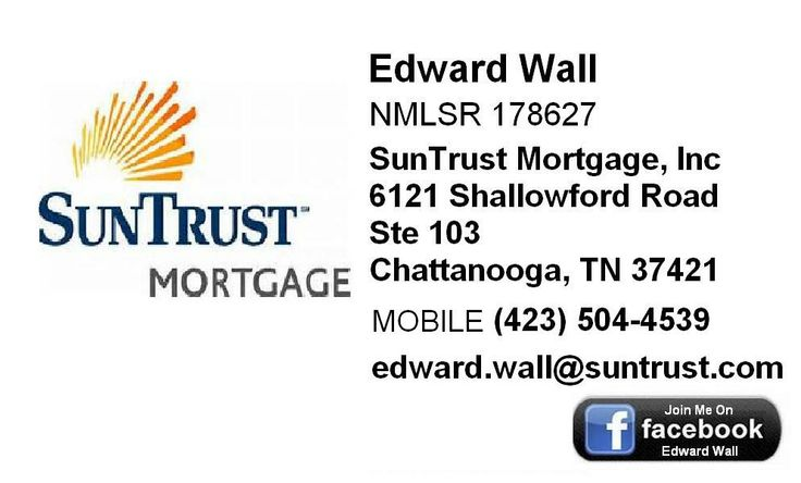 suntrust mortgage rates today