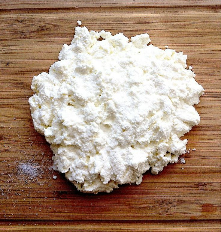 Fresh Homemade Ricotta Cheese | Indulgence. | Pinterest