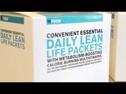 Refirm and Energy Vitamin Packets