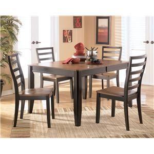 Alonzo Rectangular Dining Table