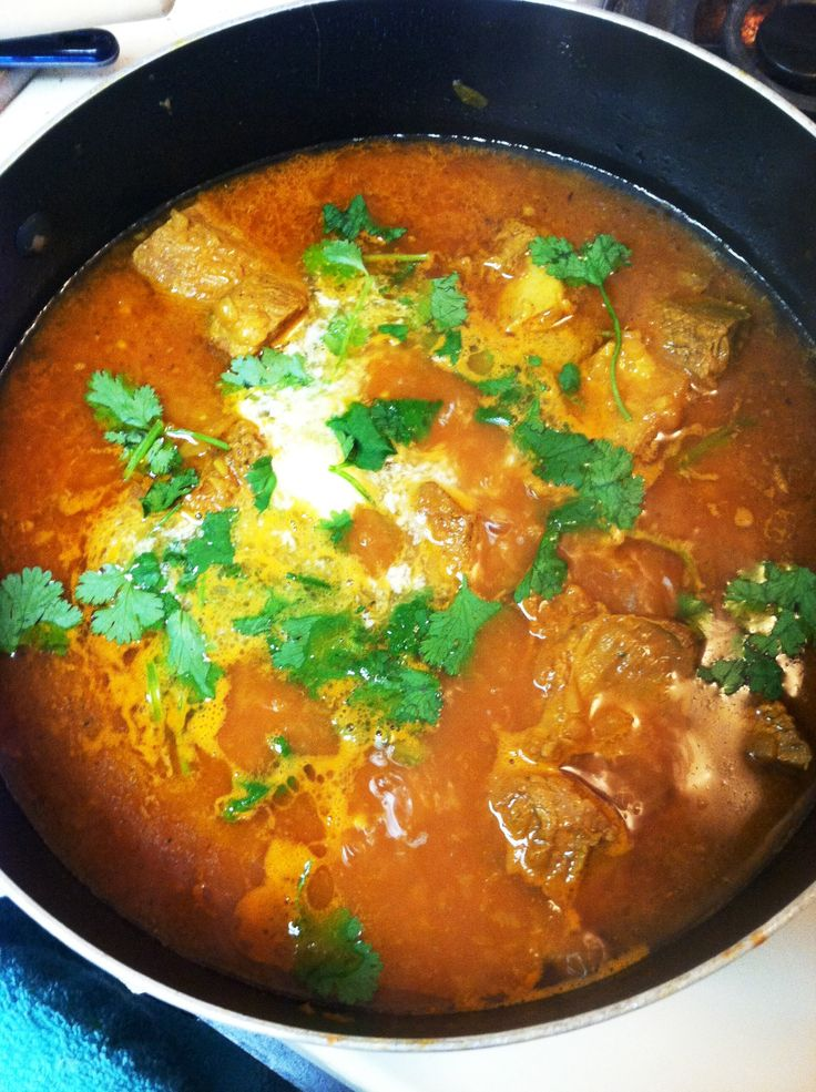 Persian Lamb Stew Recipe — Dishmaps