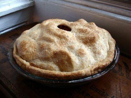 Brown Butter Apple Pie   Desserts   Pinterest