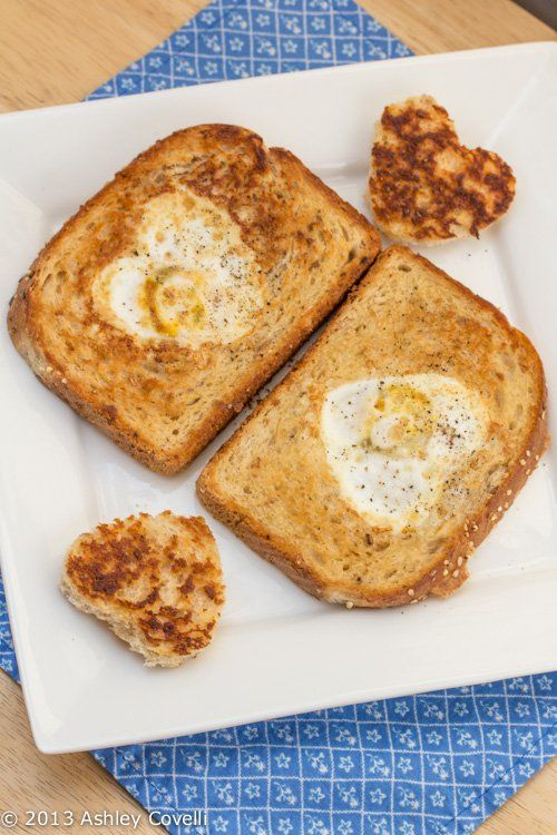 Toad in the Hole | breakfast | Pinterest