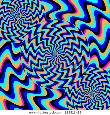 Is It Really Moving? Cool Optical Effects