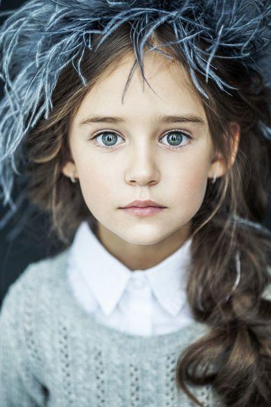 Russian child model Sofia Pestryakova. | Kid model | Pinterest