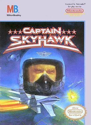 NES - Captain Skyhawk