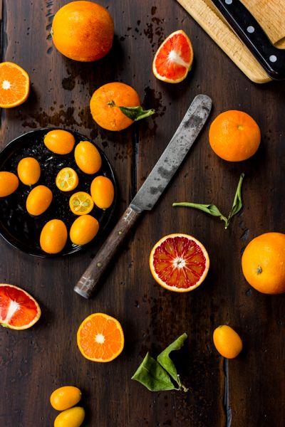with citrus fruit | Delicious | Pinterest