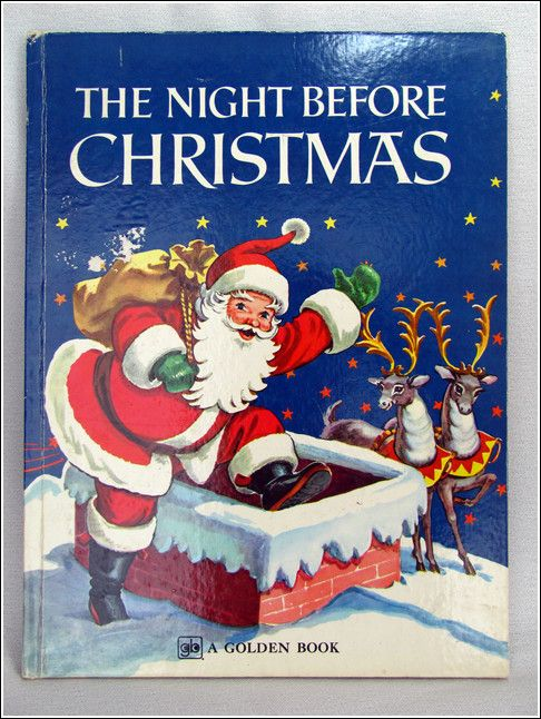 Image Result For The Night Before Christmas Book