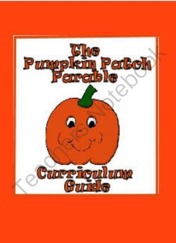 The Pumpkin Patch Parable: Special Edition Parable Series