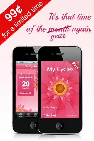 best period tracking iphone app