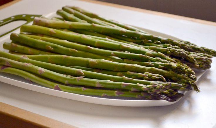 Panko and Parmesan Roasted Asparagus | Veggie Sides | Pinterest