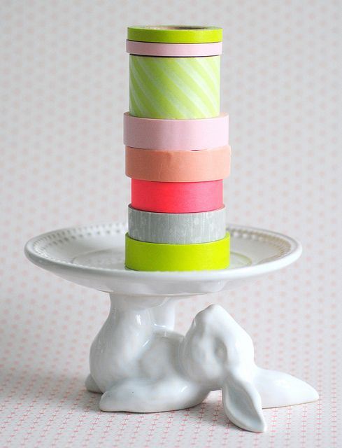 Creative way to present your washi tape