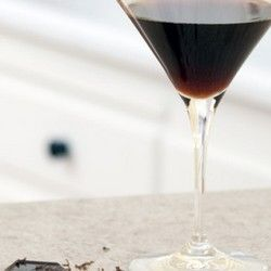 DIY Chocolate Liqueur | Chocolate is the Answer | Pinterest