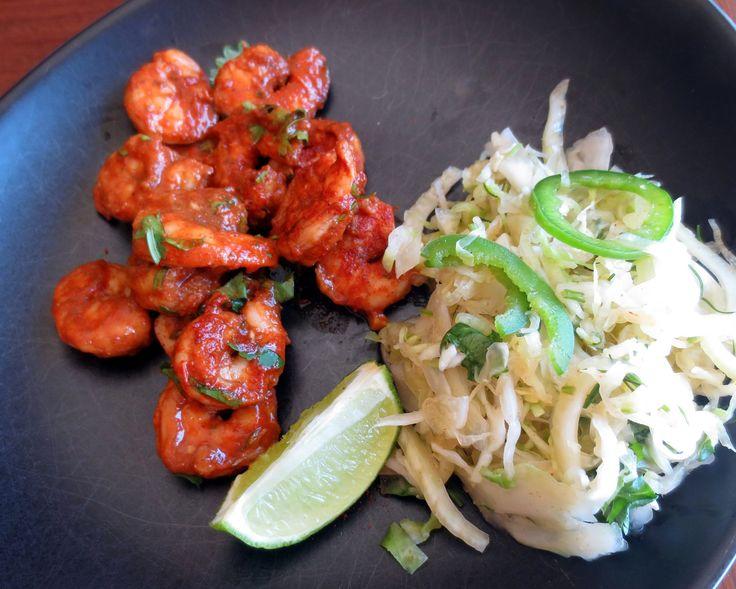 Firecracker Shrimp | Paleo | Pinterest
