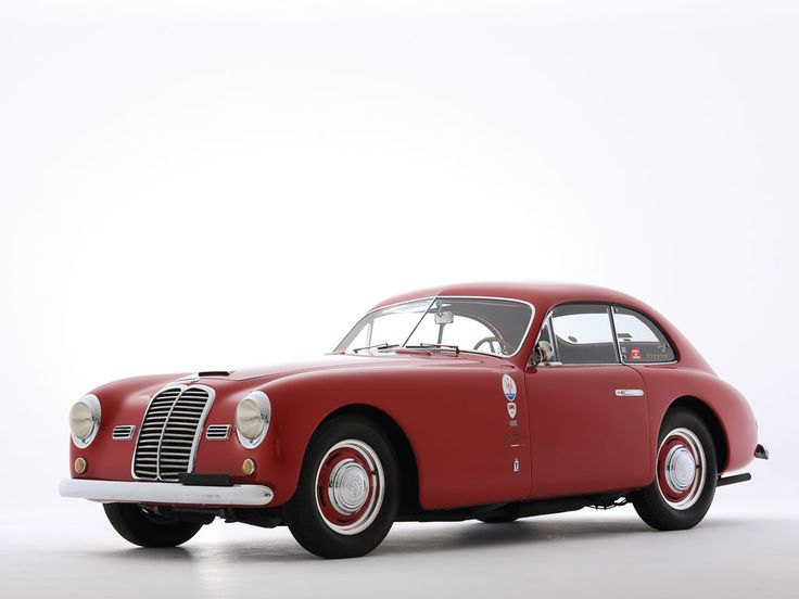 Mussari motor maserati 1500 turismo with body by pininfarina by all