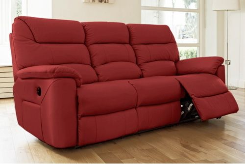 Red Recliner Sofa Ideas For The Home Pinterest
