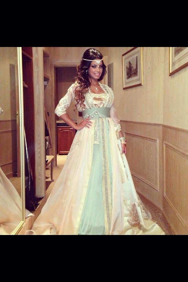Moroccan Dress Wedding Arab