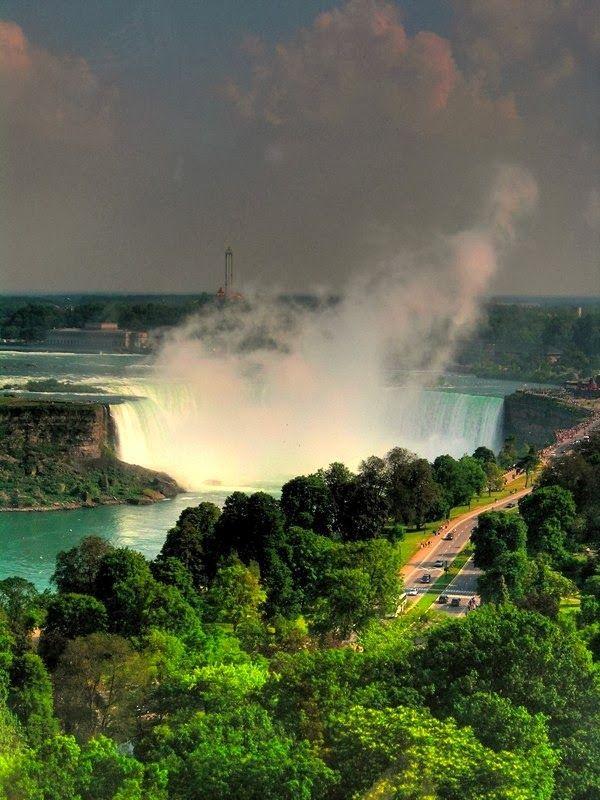 dr dre beats tour Depictions of Niagara Falls  WATER FALLS