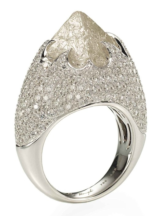 Diamonds in the Rough - Diamond in the Rough Iceberg Ring  This brand    Unpolished Diamond Ring