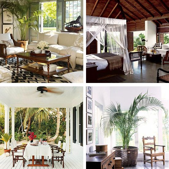 Colonial style interiors | Lounge | Pinterest
