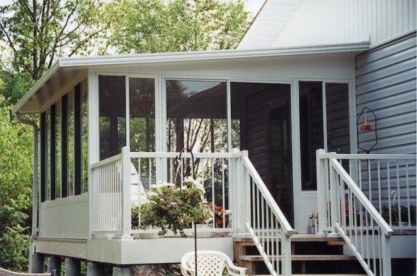 Sunroom kits sunroom kits diy house dreams pinterest Do it yourself sunroom