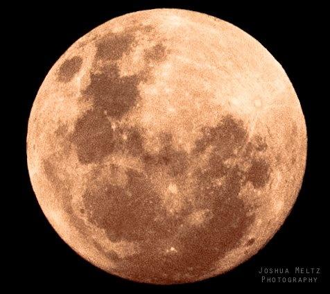 Incredible image African Moon -- Josh Meltz Photography