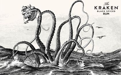 The Kraken™ Black Spiced Rum - I'm thinking this is what was once known as Demon Rum!