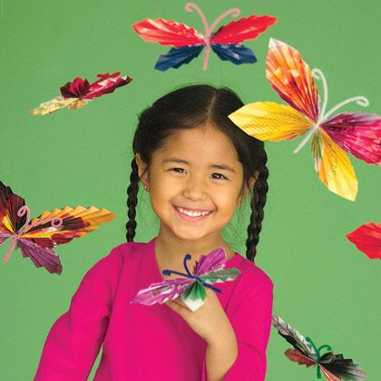 This would also be cute to use with Kindermusik Butterfly songs....