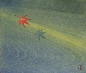 K Nakajima Woodblock Prints Japanese woodblock print