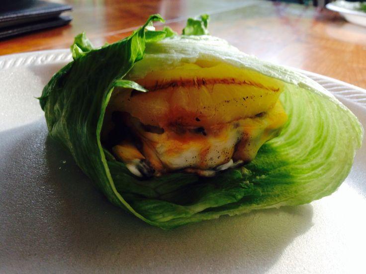BBQ And Pineapple Turkey Burgers Recipes — Dishmaps