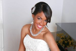 Hairstyle wedding African american wedding ceremony hairstyles that dazzle