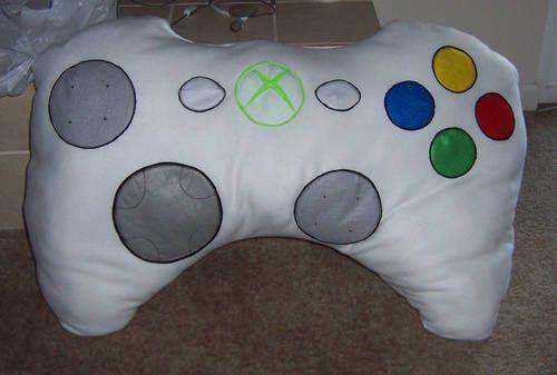 Crochet Xbox Controller : Box Controller Party ideas Pinterest