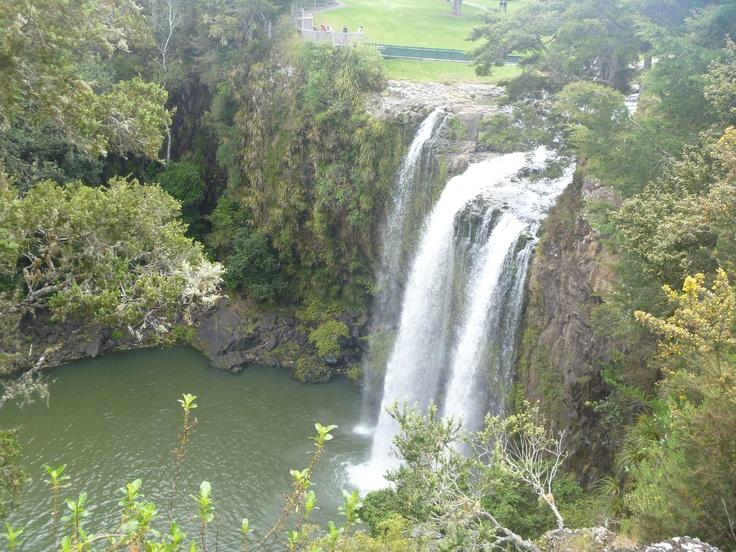 Waterfall New Zealand | Waterfalls | Pinterest