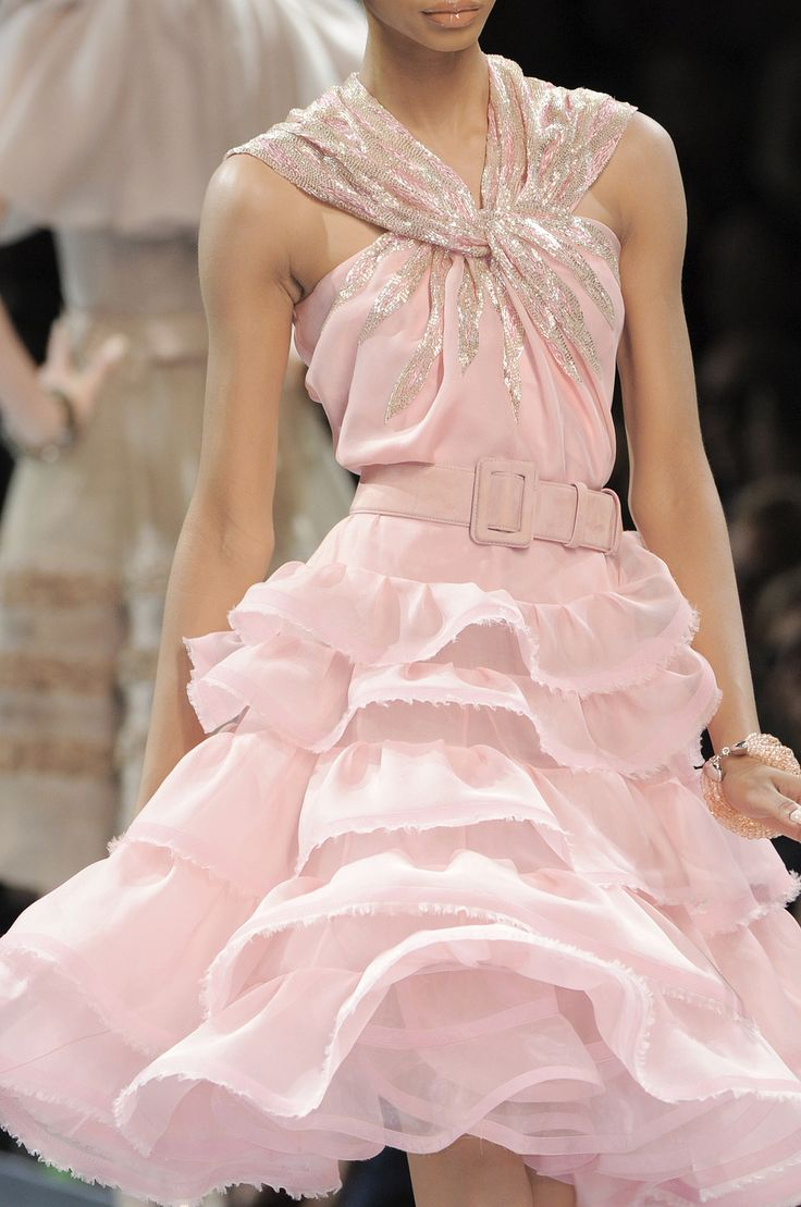 Christian Dior Couture осень 2008