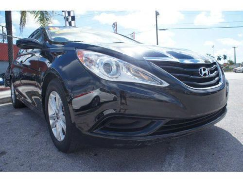 2011 hyundai sonata gls push button start