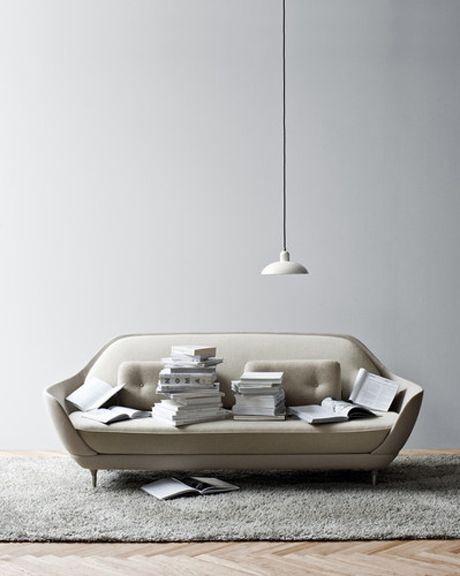 favn sofa by jaime hayón for fritz hansen.