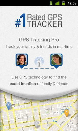 tracking app android gps