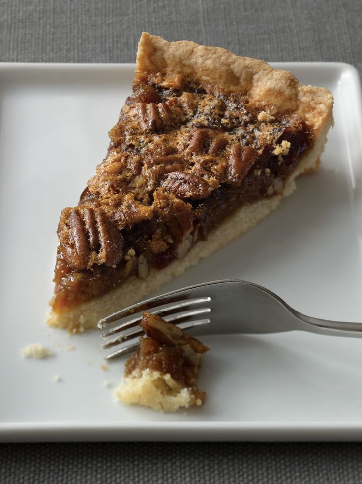 Cranberry Pecan Lime Tart Recipe | Vegetarian Times-now put a gluten ...