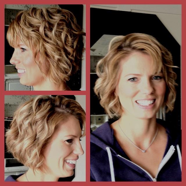 Short Beach Wave Hairstyles Newhairstylesformen2014 Com