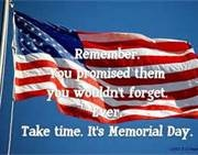 why is memorial day may 26