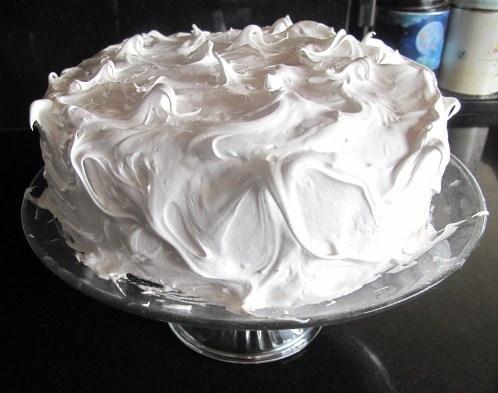 Lady Baltimore Cake | Cake's | Pinterest