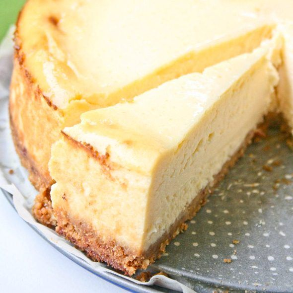 New York Cheesecake - another favourite of mine. All my favourites are ...