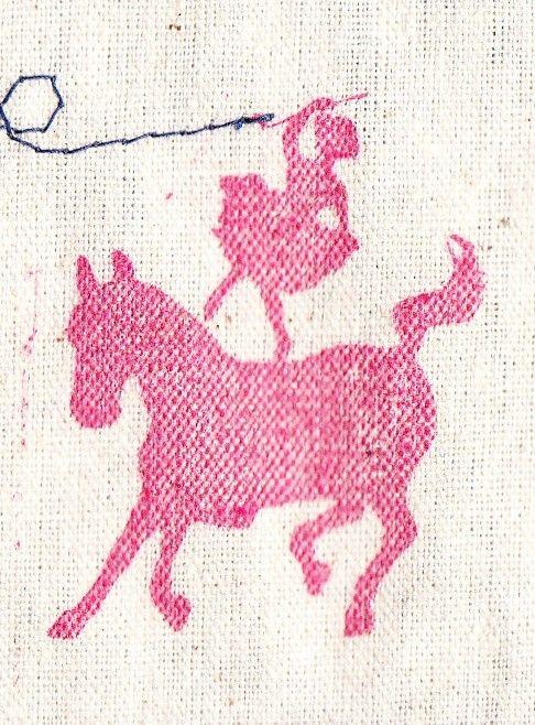 Pony applique inspiration