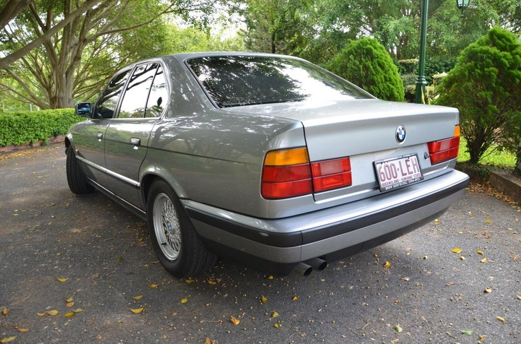 1988 Bmw 535i Se Automatic E34 Related Infomation