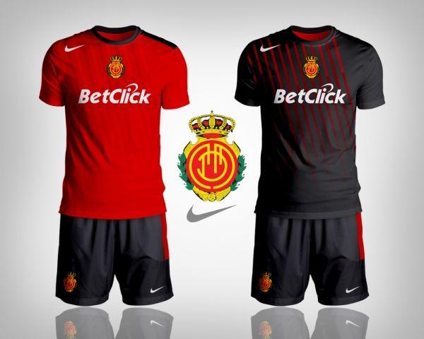 RCD Mallorca Nike kit | Equipamentos Futebol Art | Pinterest