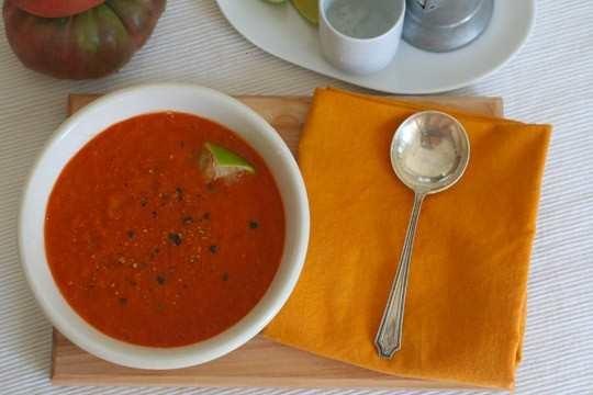 Egyptian tomato soup | Recetas | Pinterest
